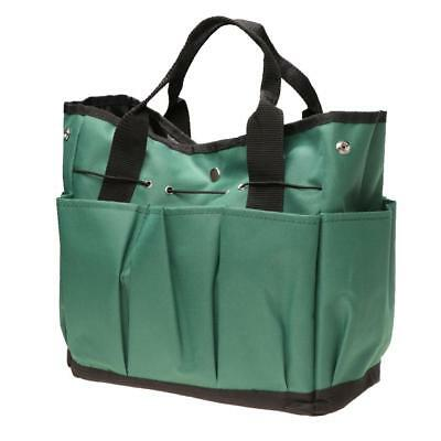 Practical Oxford Tool Kit Bag Organizer for Garden Planting with 8 Pockets