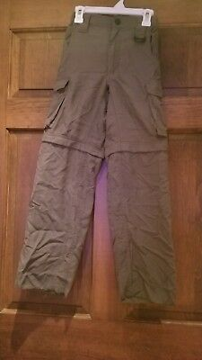 Boy Scouts Of America Switch Back Pants Youth Small