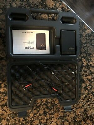 Tens Unit  Neuro Muscular Stimulator With Storage Case