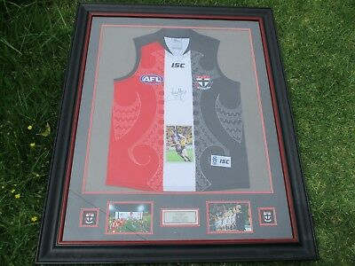 Lenny Hayes Signed Special Edition, Anzac Day, N.Z. Jumper