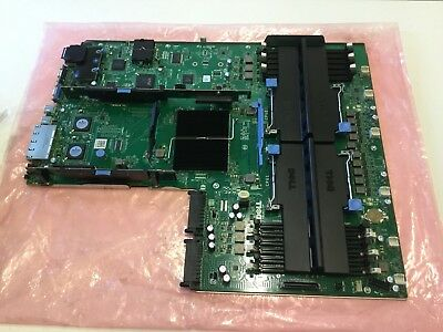 Dell Poweredge R610 Server Motherboard Logic System Board 0F0Xj6 (No Cpu / Ram)