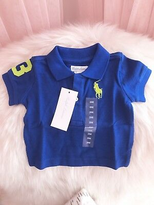 Ralph Lauren Baby Boy BNWT Top