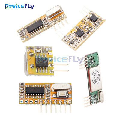 433Mhz Superheterodyne Wireless Receiver RXB6/8 RXB14 RXB12 RXC6 for Arduino/AVR