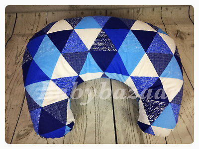 Nursing Pillow Breast Feeding Multipurpose Support Maternity With Cover Ukseller