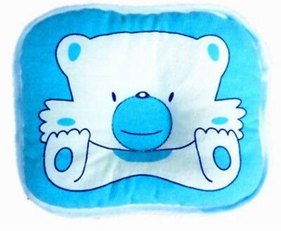 Baby Newborn Infant Bear Pillow Support Cushion Pad Prevent Flat Head Positioner