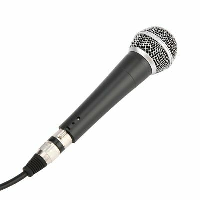 SM-58 Dynamic Microphone Vocal Wired Recording Cardioid Microphones Instrument I