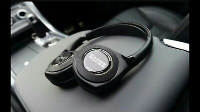 Brand New Land Rover Range Rover Evoque Sports In Car Wireless Headphones