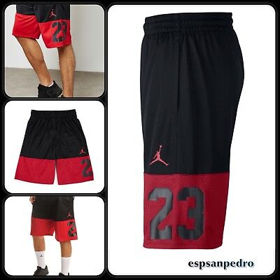 9318844c868809 Nike Air Jordan Rise Twenty-Three Basketball Shorts Size Medium  861465 013  Bnwt