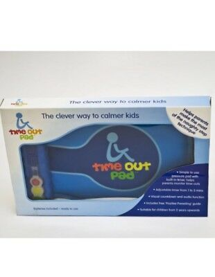 Time Out Pad, Positive Parenting Aid, Timed Naughty Step, New in box,