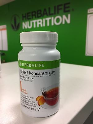 Herbalife Nectarine Tea Delicious Healthy life Meal Replacement 50 g