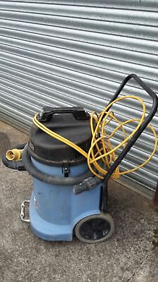 Numatic wet and dry 110 volt hoover
