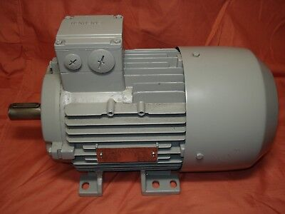 Siemens 1.5Kw 3 Phase Electric Motor 230/440 Volts