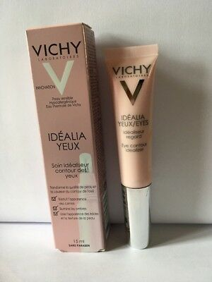 Vichy Idealia Eyes Eye Contour Idealizer Care - 15ml BNIB