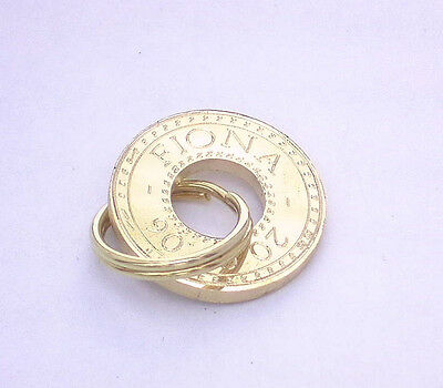 dog tag small name id pet ring gold brass - BUY 1 GET 1 FREE