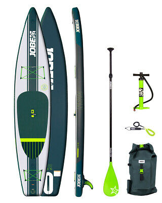 Jobe Neva 12.6 Inflatable Paddle Board Package Stand Up Paddle Board Surfboard