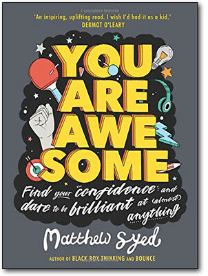 YOU ARE AWESOME - Matthew Syed  *BRAND NEW*