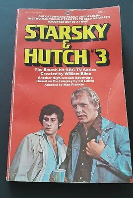 Starsky and Hutch 3 paperback book