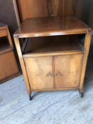 Old Retro Table/cabinet