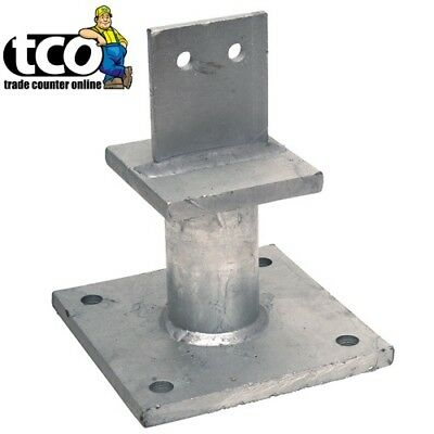 Simpson Strong-Tie Heavy Duty Elevated Post Base PISBMAXI | Glulam Beam Support