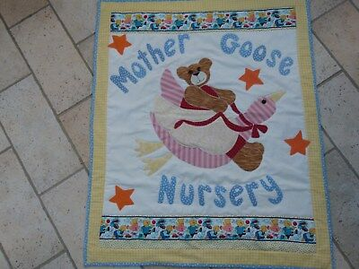 Cot coverlet