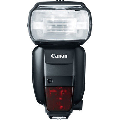 Canon Speedlite 600EX-RT Shoe Mount External Flash for Canon - READ - UD