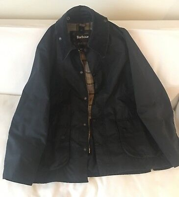 "Barbour Bedale Mens  Jacket Size ""Large""  - Lightly Worn"