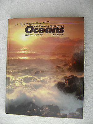 Oceans Book Maritime Nautical Marine (#100)