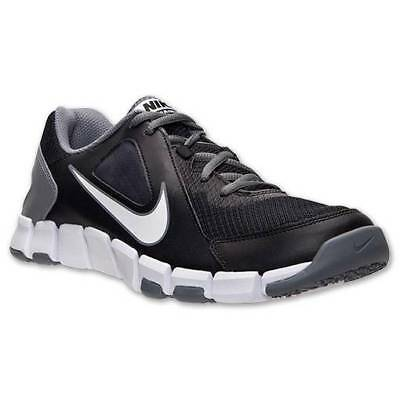 4f1f663b2da3 Nike Flex Show TR 2 Running Shoes Men s Black Anthracite 610226-001 Size 15