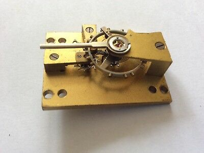 Platform Lever Escapement From A Working Movement