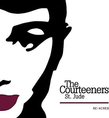 Courteeners - St Jude Re:Wired [New CD] UK - Import