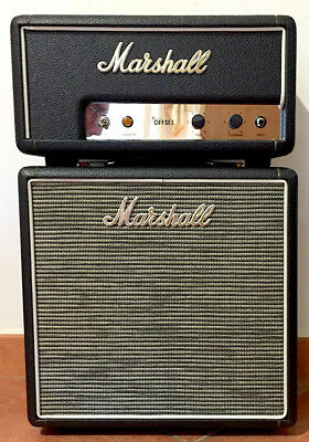 Marshall JTM 1 Custom Offset II Limited Edition jtm1 32 of 50 head and cab stack