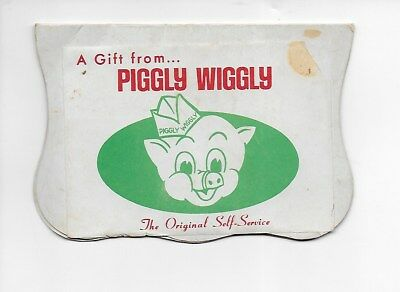 Vintage, Sewing Kit (needles) from Piggly Wiggly Supermarkets