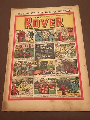 The Rover Comic #1468 August 15th 1953