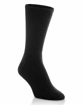 Classic Unisex Crew World's Softest Sock Hanes Fully cushioned Reinforced heel