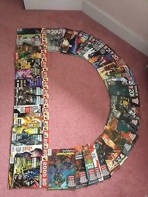 2000 AD Comics - Job Lot 20+ Comics - LOT 6