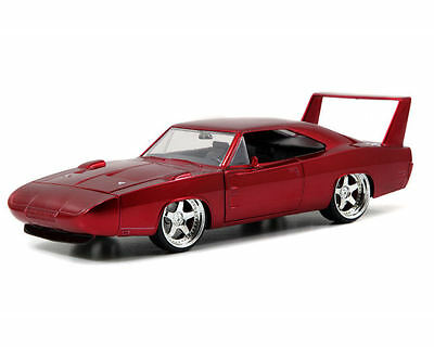 1:24 Fast & Furious Dom's Dodge Charger Daytona Diecast model