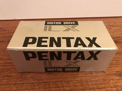 Pentax Winder LX Motor Drive New In Box