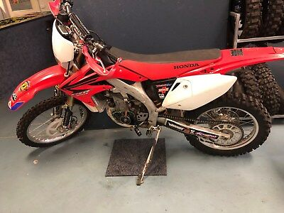 HONDA CRF 450 X BARE FRAME CHASSIS crf450x r 250 cr xr