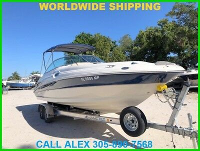 2004 Sea Ray 270 Sundeck! 349 Hours! Super Clean!