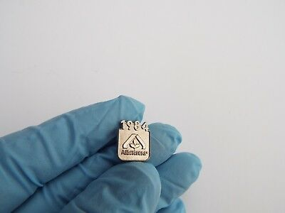 Collectible Rare Vintage Albertson`s  Grocery Store 1984 Lapel Pin