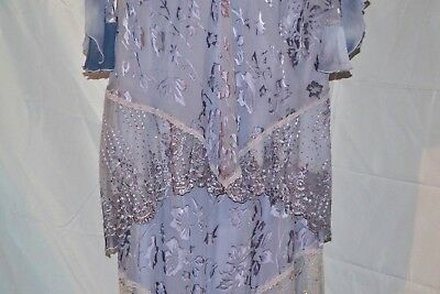 Spencer Alexis Formal Occasion Wedding 3pc sz 2x Purple Blouse Skirt Outfit #25