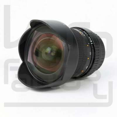 Autentico Samyang 14mm f/2.8 ED AS IF UMC Lens for Canon EF Mount