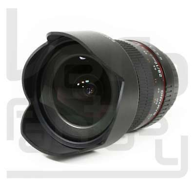 NUEVO Samyang 10mm f/2.8 ED AS NCS CS Lentes para Canon EF Mount