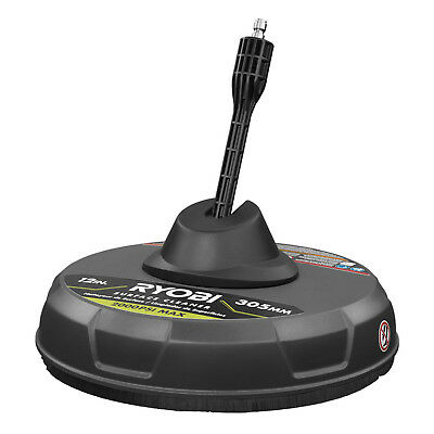 RYOBI SURFACE CLEANER 12 In Electric Pressure Washer Driveway Sidewalk Cleaning