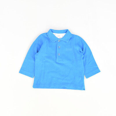 Polo color Azul marca Boss 12 Meses  505495