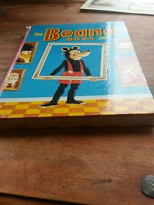 THE BEANO BOOK 1971 Annual