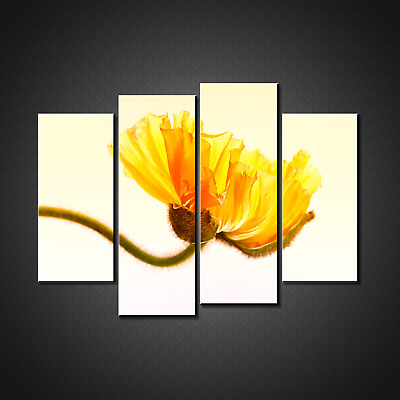 Modern Poppy Wall Decor Gallery - Wall Art Collections ...
