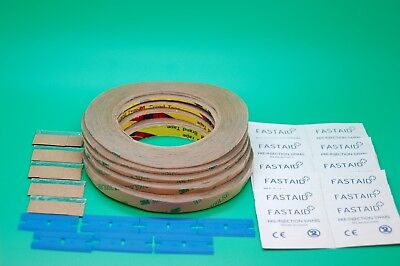 3m 9495le double sided tape bundle,repair mobile phone,lcd,very strong,25meter