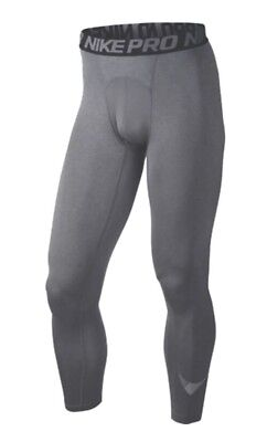 Men's Nike Pro Combat Cool Flow Compression Training Tights 811201-091 SMALL NWT