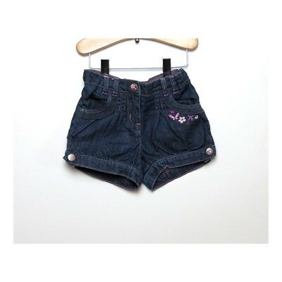 Short Sergent Major fille 3 ans jean AR02470-06